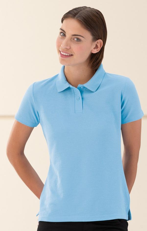 Work Polo Shirts Womens