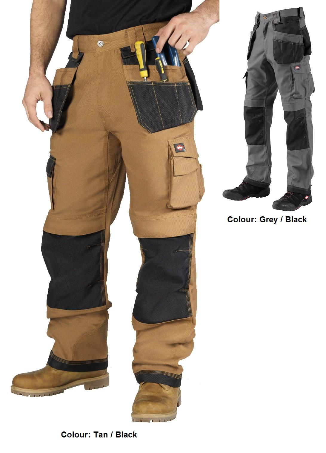 ff8b64fd Lee Cooper Workwear Premium Heavyweight Trousers-G.S.Mahal ...