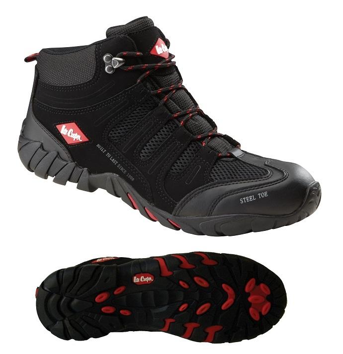Lee Cooper Workwear S1p Mid Cut Boot G S Mahal Amp Co Ltd