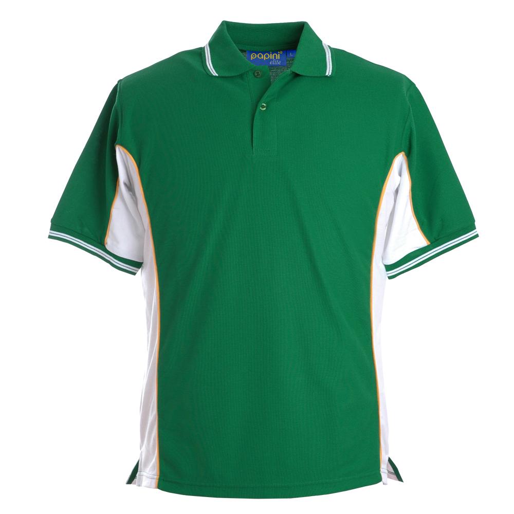 Papini venezia elite polo shirt g s mahal co ltd for Polo shirts without buttons