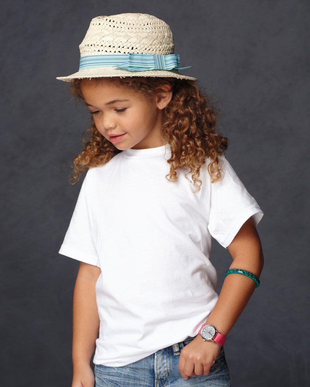 Label Free Kids T-shirt-G S Mahal & Co  Ltd