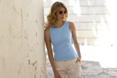 Fruit of the Loom Lady-Fit Sleeveless T